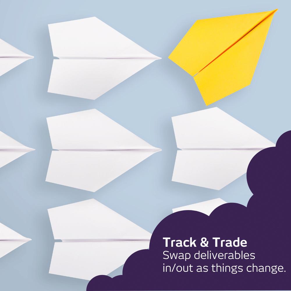 Track & Trade