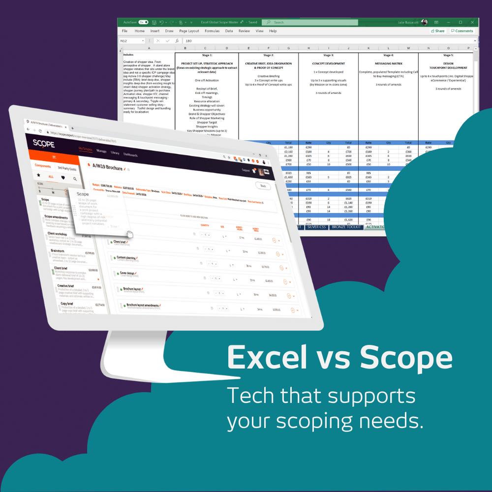 Excel vs SCOPE