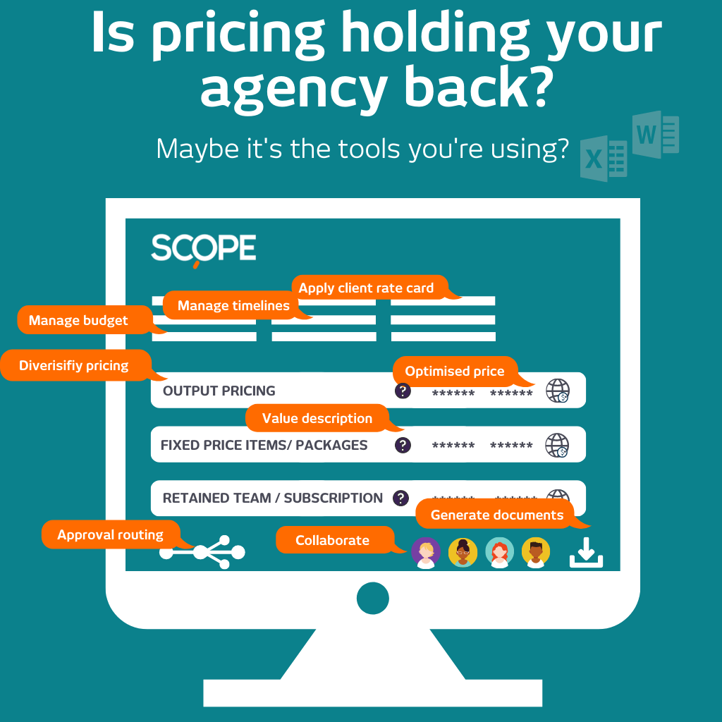 Is your pricing holding your agency back